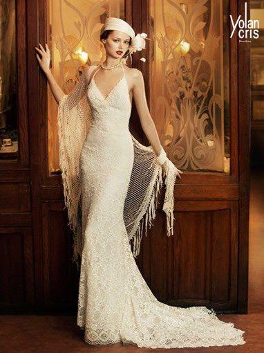 Vestidos de novia de 50