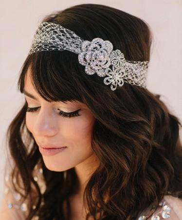 Bridal-Headband-Lo-Boheme-Mallory-Russian-Veiling-Headband