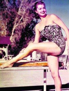 bañadores años 50