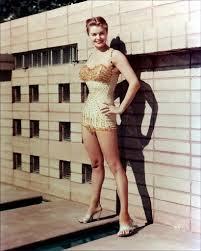 moda verano bañadores años 50 vintage
