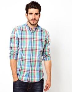 camisa asos polo ralph lauren