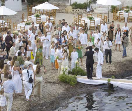 jordi cruyff boda en Ibiza