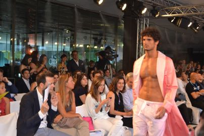 mirto pijamas DESFILE MF SHOWMEN