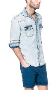 tendencias-camisa-hombre-verano-2013-zara-denim-bleach