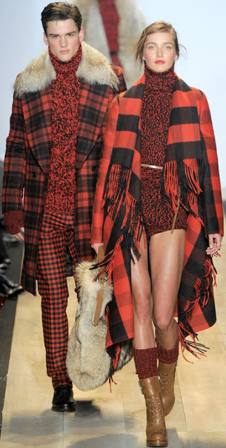 Michael-Kors-fall-winter-2012-2013-tartan