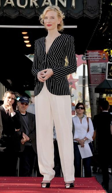 cate-blanchett trajes chaqueta