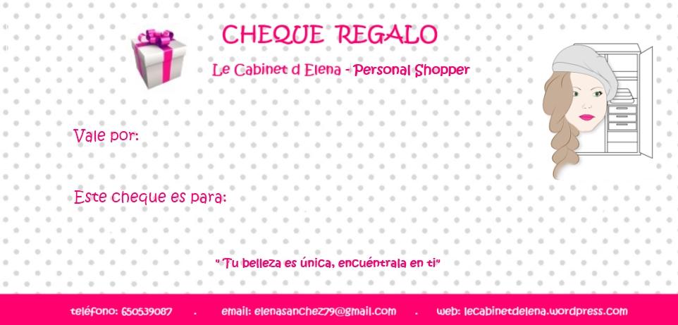 CHEQUE REGALO CUMPLEAÑOS IKEA