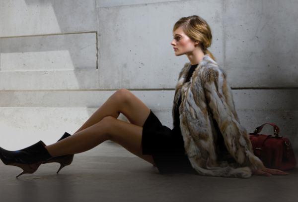 Abrigo-pelo-nueva-colección-Sfera-otoño-invierno-2011-2012