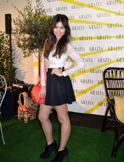 madrid fashion week 2014 stand grazia españa