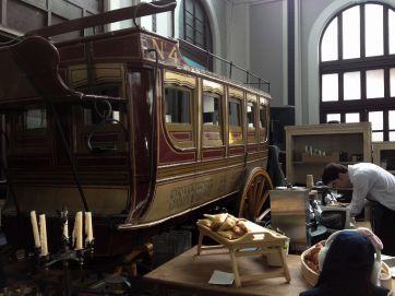 el tiempo entre costuras museo del ferrocarril