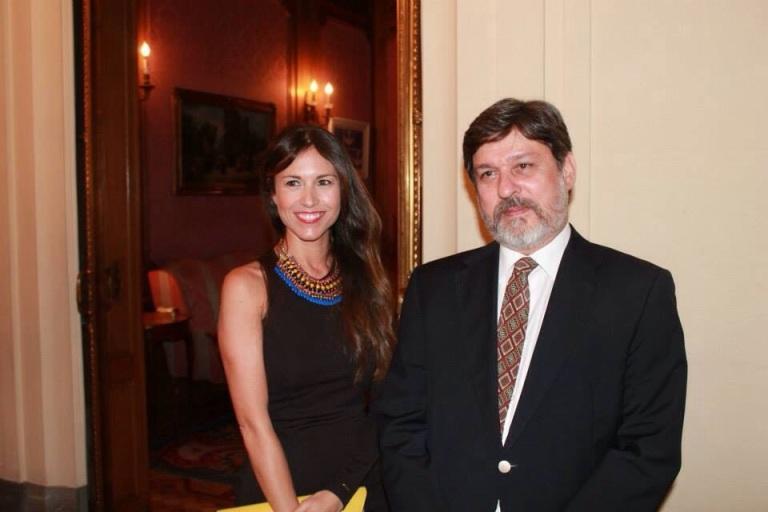 embajador de brasil encuentros bazar