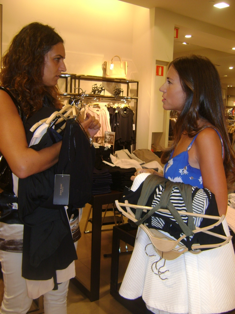 personal shopper madrid